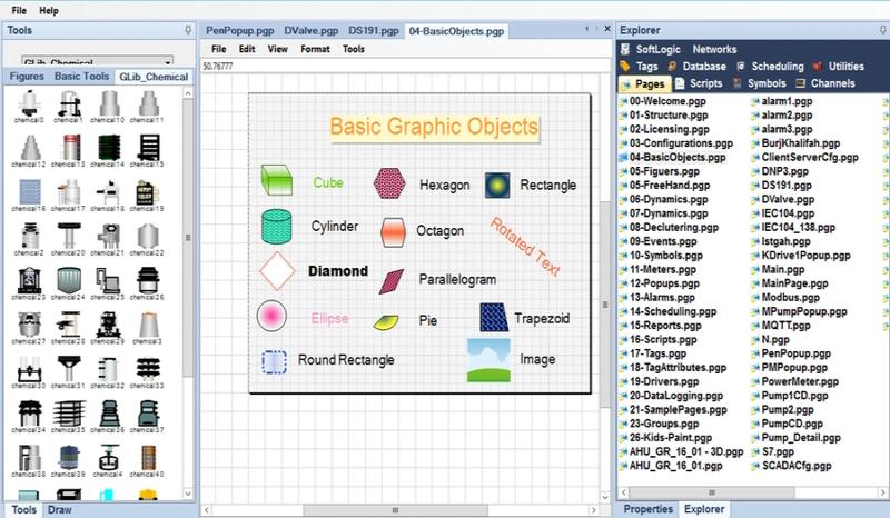 pbsControl - Professional SCADA Solution Provider